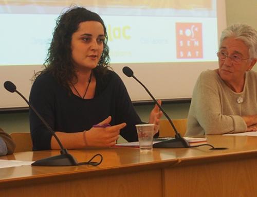 """Debat i formació a la presentació del monogràfic """"Política i esplai"""""""