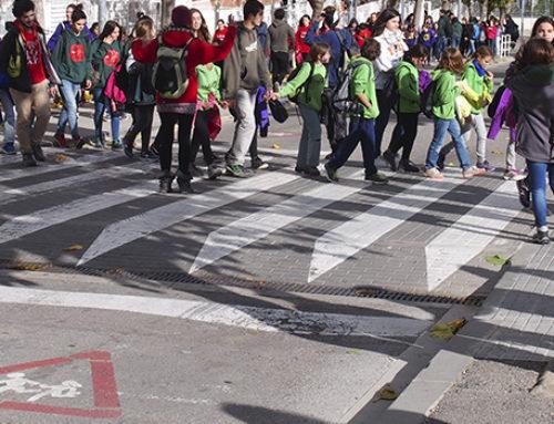 El Papiol acull la celebració dels esplais del Baix Llobregat pel Dia Universal dels Drets dels Infants