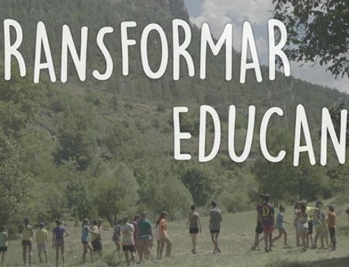 Presentem el tràiler del documental Transformar Educant