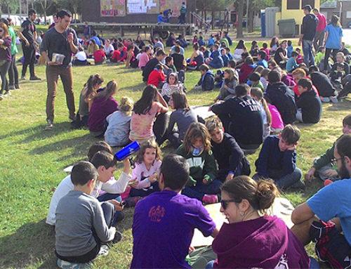 Una trobada de dos dies per a reivindicar els drets dels infants al sector Penedès, Garraf i Anoia