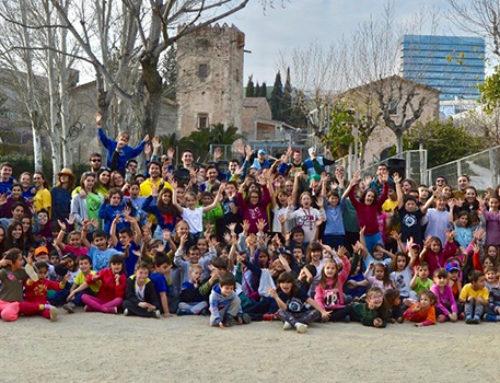 Els esplais del Barcelonès Nord celebren la Trobada General del sector sota el lema 'Volem Acollir'