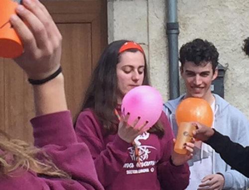 Formació i rialles a la trobada de monis del Sector Girona!