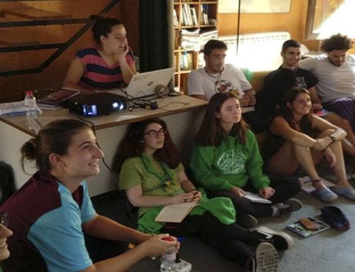 El Camp de Tarragona comença el curs amb una Trobada de Monitores ben completa!