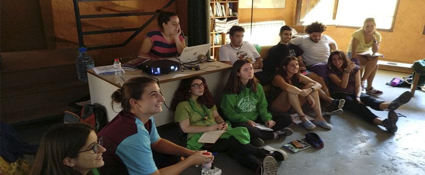 Camp de Tarragona esplai educació popular formació Santa Coloma de Querat Nou curs