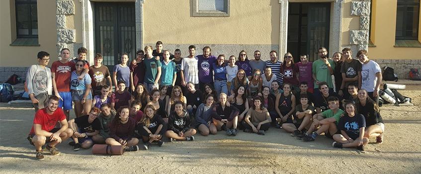 Esplai Barcelona Vilassar de Dalt Educació Popular Formacions monitores