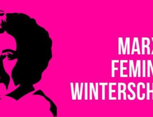 Inscripcions obertes a la Winter School 2018 sobre Marxisme i Feminisme