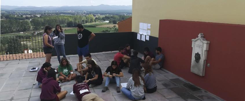 Girona Llagostera Sector Esplai Monitores Educació Popular Lleure