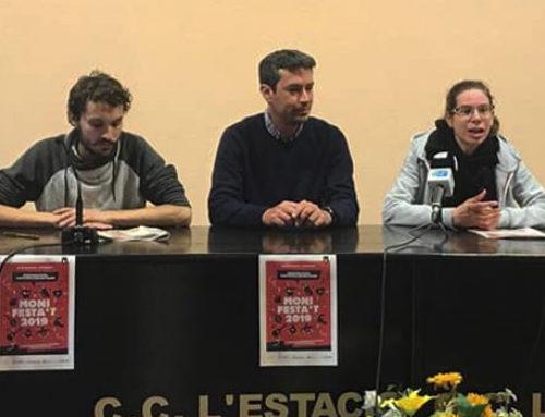 Presentem en roda de premsa la Monifesta't 2019 al Vendrell