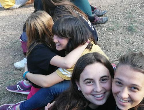 Trobada de joves del Baix Llobregat a la Palma de Cervelló