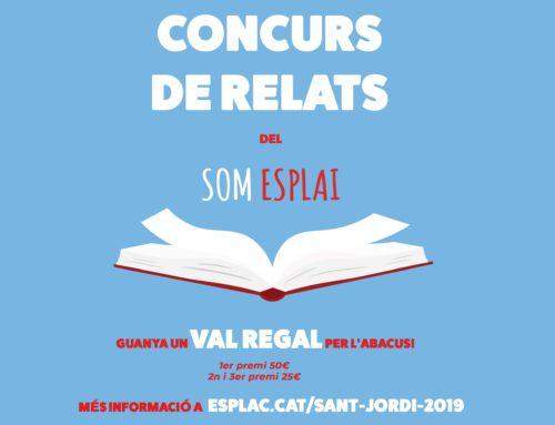 Participa al concurs de Sant Jordi del Som Esplai!
