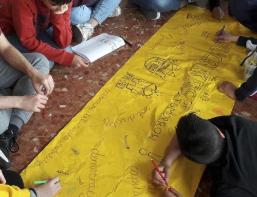 L'esplaiSantaka i l'esplai La Fera participen de les jornades deL'IFM «PEACEMAKERSOF TOMORROW»