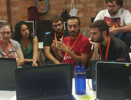 Èxit absolut de la HackEra, la primera hackathon d'Esplac!