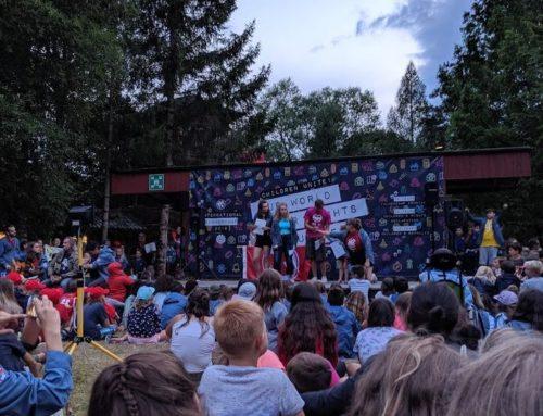 Falkencamp internacional Döbriach: Campaments a Àustria
