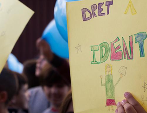 El 9 de novembre és dia de reflexió… sobre els Drets dels Infants!