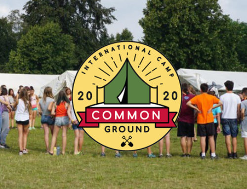 Common Ground 2020: Campament internacional al Regne Unit!