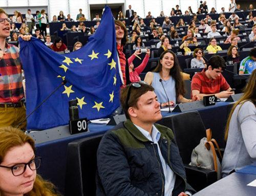 YO! Fest 2020 al Parlament Europeu