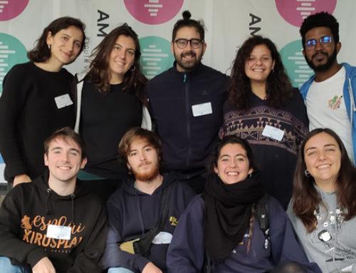 El grup d'Esplac que va marxar a Canadà torna ple d'energies per continuar amb el seu projecte i ens explica la seva experiència a Montreal!