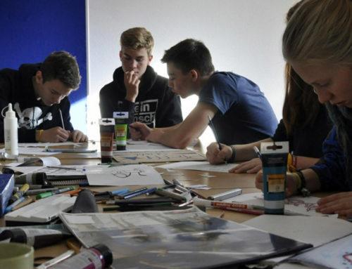 Passeu una tarda amb un grup de joves d'Alemanya aquesta primavera!