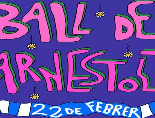 L'esplai Garbí de Mataró ens convida al seu Ball de Carnestoltes!