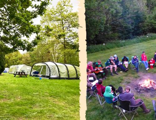 Vols participar com a persona voluntària a uns campaments del Regne Unit?