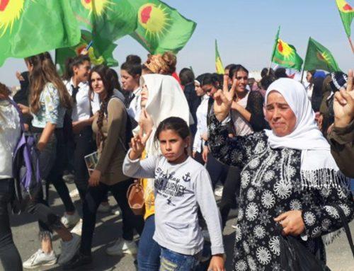 Esplais Catalans s'adhereix al manifest de l'organització de dones kurdes 'Kongra Star' contra la invasió turca de Síria