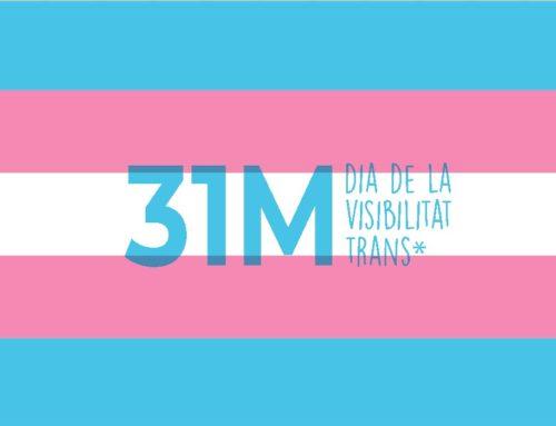 Vota el posicionament del 31M: Dia de la visibilitat Trans*
