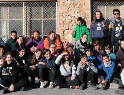 Activitats i cohesió a la 'Konjuntivitis', la trobada per edats del Sector Barcelona