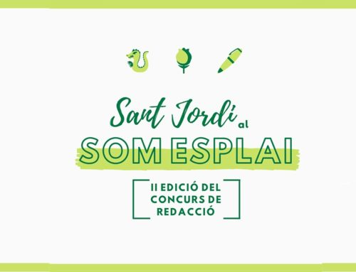Participa al concurs de Sant Jordi 2020 del Som Esplai!