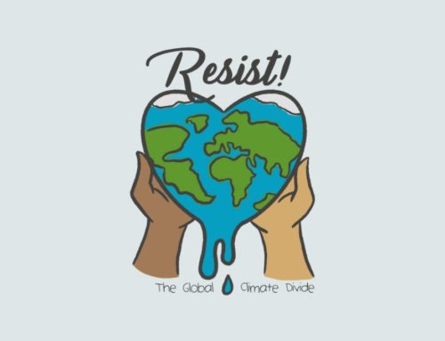 Resist! The Global Climate Divide: Orientació virtual en projectes i accions climàtiques