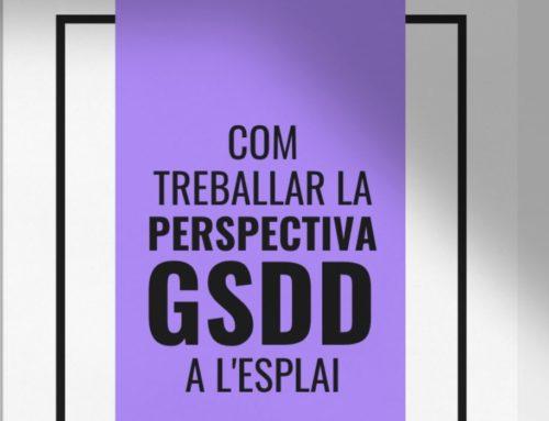 Nou dossier de recursos per treballar la perspectiva GSDD a l'esplai
