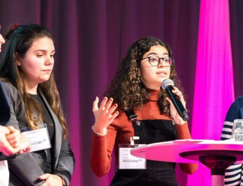 Segona Conferència Internacional de Joves a Suècia