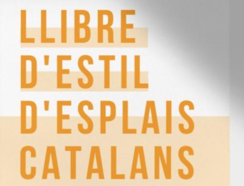 Saps què és el Llibre d'Estil d'Esplais Catalans?
