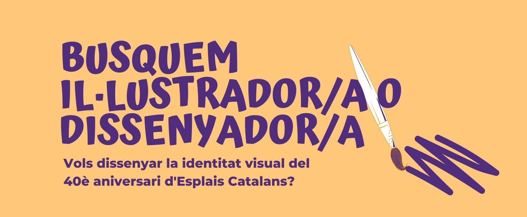 identitat visual 40è aniversari