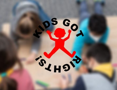 "Arriba ""Kids Got Rights"", el nou projecte internacional pels infants!"
