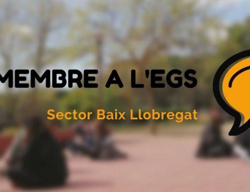 Ja som 3 persones a l'EGS del Baix Llobregat!