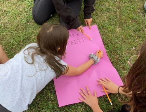 Autoanàlisi i autoorganització a la primera excursió del Kids Got Rights