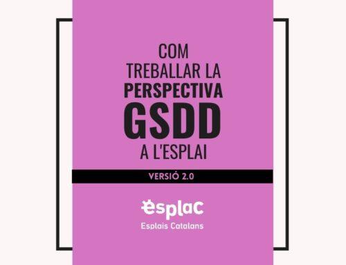"""Nova versió del dossier """"Com treballar la perspectiva GSDD a l'esplai"""""""