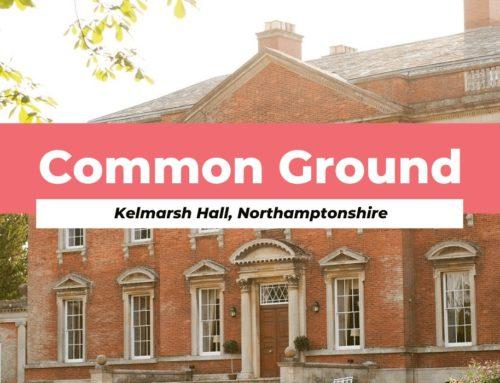 Tot el que necessites saber de la Common Ground 2022!