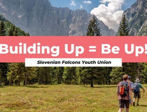 URGENT! Noves places pel projecte: Building Up = Be Up!